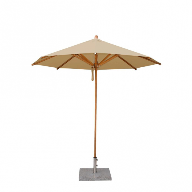 Click to view product details and reviews for Levante 25m Round Spuncrylic Parasol.
