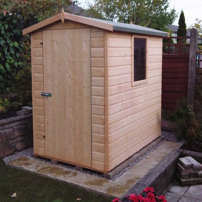 Click to view product details and reviews for Lewis 6 X 4 Premium Shed.
