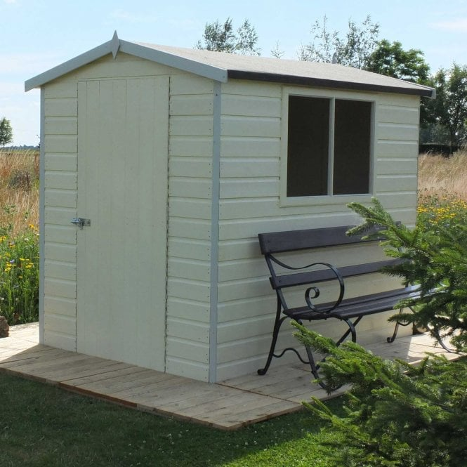 Click to view product details and reviews for Lewis 7 X 5 Premium Shed.