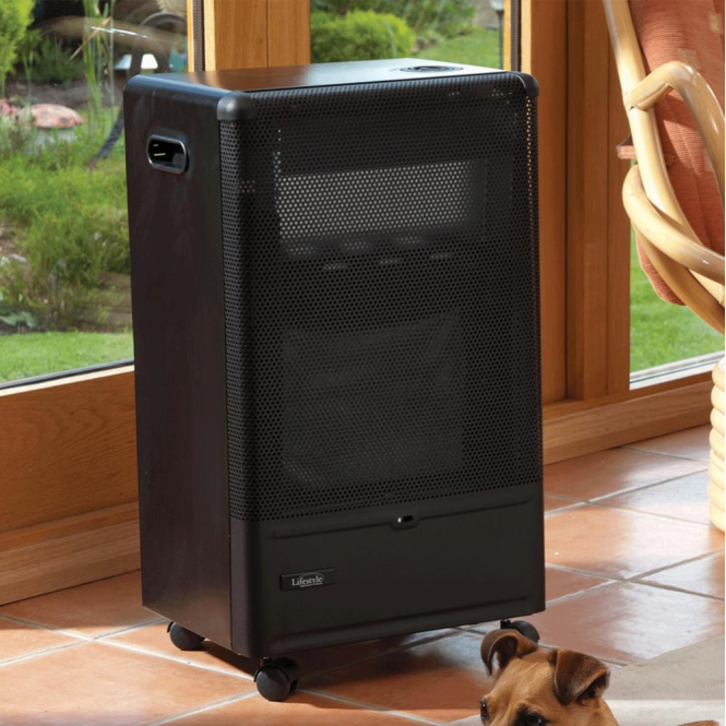 Blue Flame Cabinet Heater