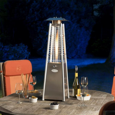 Lifestyle Chantico Table Top Patio Heater