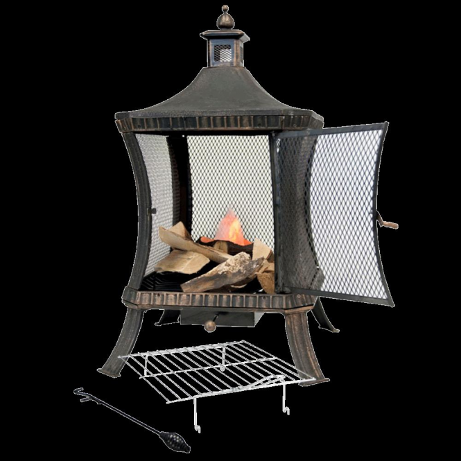 Click to view product details and reviews for Lifestyle Hestia Fire Pit.