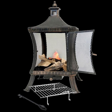 Lifestyle Hestia Fire Pit