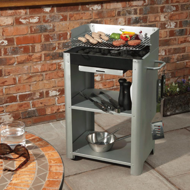 Click to view product details and reviews for Ibiza Deluxe Charcoal Bbq.