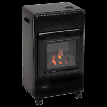 Living Flame Portable LPG Cabinet Heater
