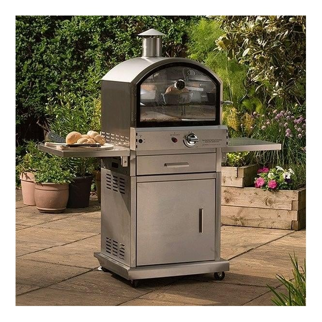 Click to view product details and reviews for Lifestyle Milano Deluxe Gas Pizza Oven.