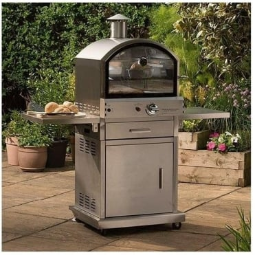 Lifestyle Milano Deluxe Gas Pizza Oven