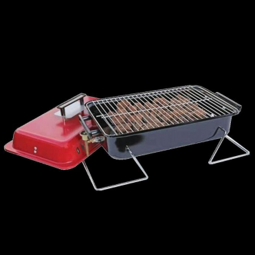 Lifestyle Portable Gas Barbecue with Lava Rock