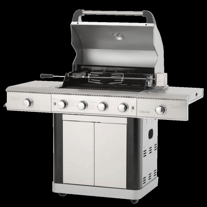 St Lucia Deluxe 42 Burner Gas Grill Bbq