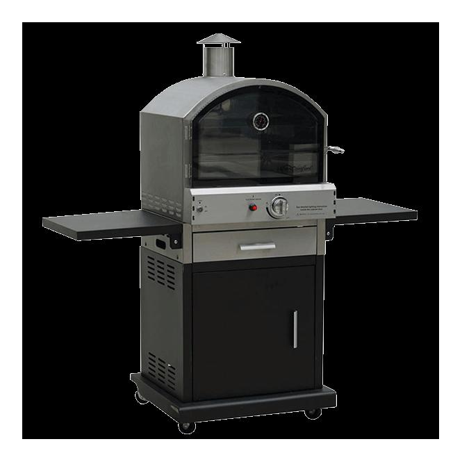 Click to view product details and reviews for Lifestyle Verona Gas Pizza Oven.