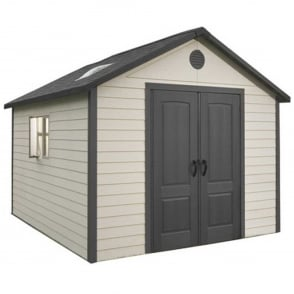Lifetime Apex Roof Shed 11ft Series