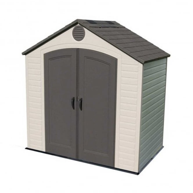 Click to view product details and reviews for Lifetime Apex Roof Shed 8ft Series.