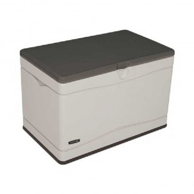 Click to view product details and reviews for Lifetime Plastic Storage Box.