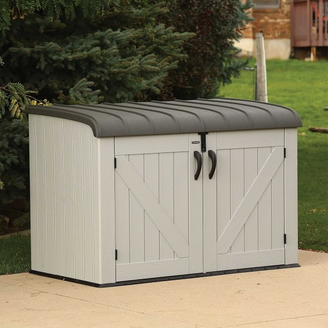 Click to view product details and reviews for Lifetime Storage Unit 6ft X 35ft.
