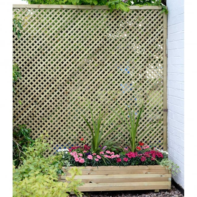Click to view product details and reviews for Lilleshall Lattice Trellis.