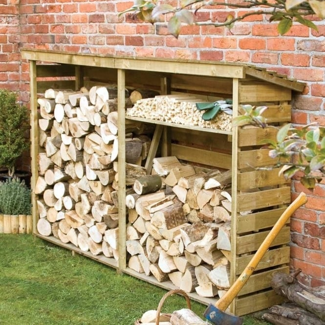 Click to view product details and reviews for Log Store Large.