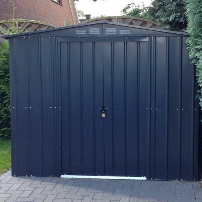 Click to view product details and reviews for Lotus 8ft Metal Shed Range.