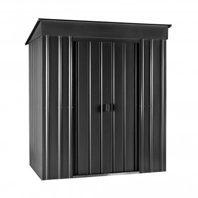 Click to view product details and reviews for Lotus 8ft Pent Metal Shed Range.