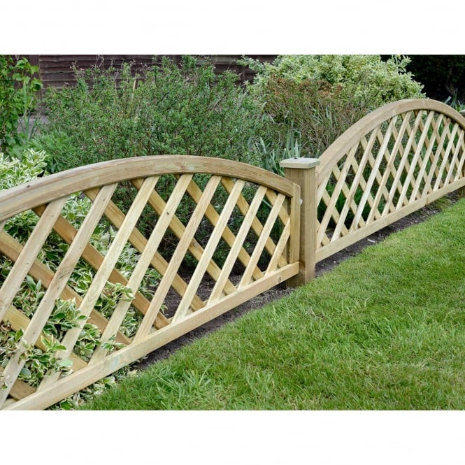 Click to view product details and reviews for Madeley Convex Lattice Trellis.