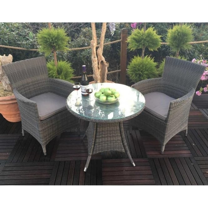 Click to view product details and reviews for Madison 3 Piece Bistro Set.