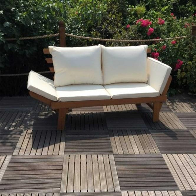 Click to view product details and reviews for Manhattan Sun Lounger Wood Bench.