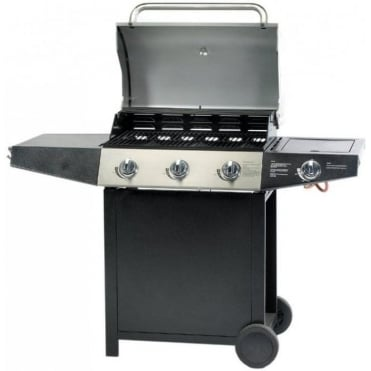 Classic 300 3 Burner with Side Burner Gas BBQ