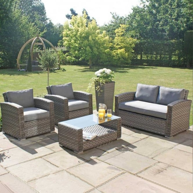 Click to view product details and reviews for Maze Rattan Victoria 2 Seat Sofa Set.