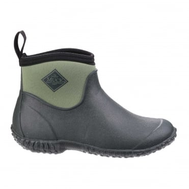 Men's Muckster II Ankle Boots in Moss