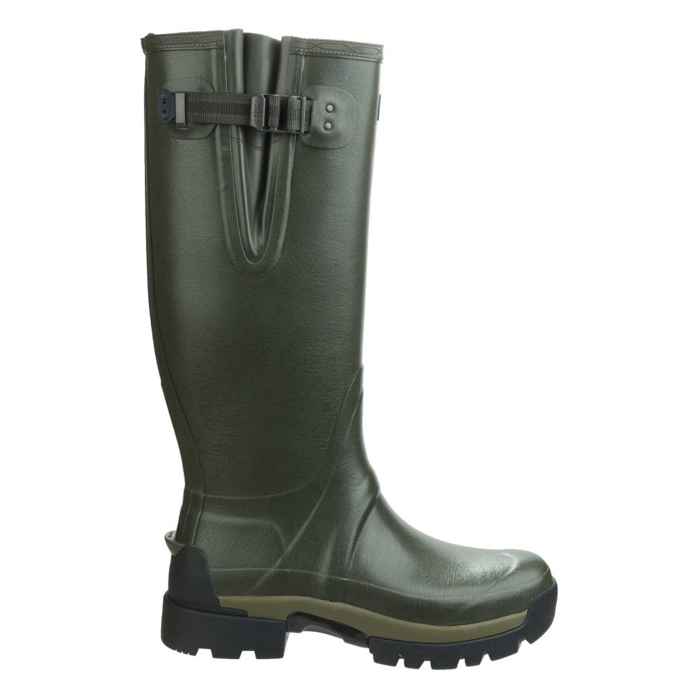 best quality for shop for genuine top-rated official Mens Balmoral Wellington Boots in Dark Olive