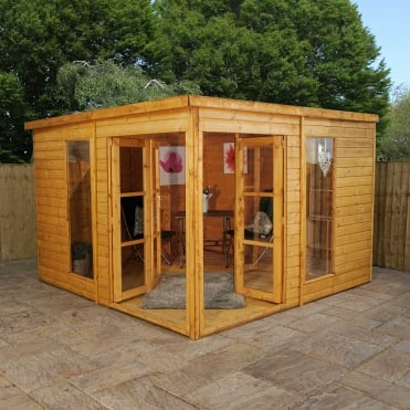 Mercia 10 x 10 Pool House Summerhouse