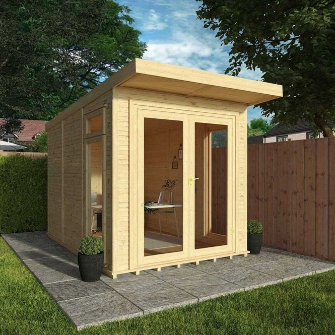 Click to view product details and reviews for Mercia 2m X 3m Insulated Garden Room.