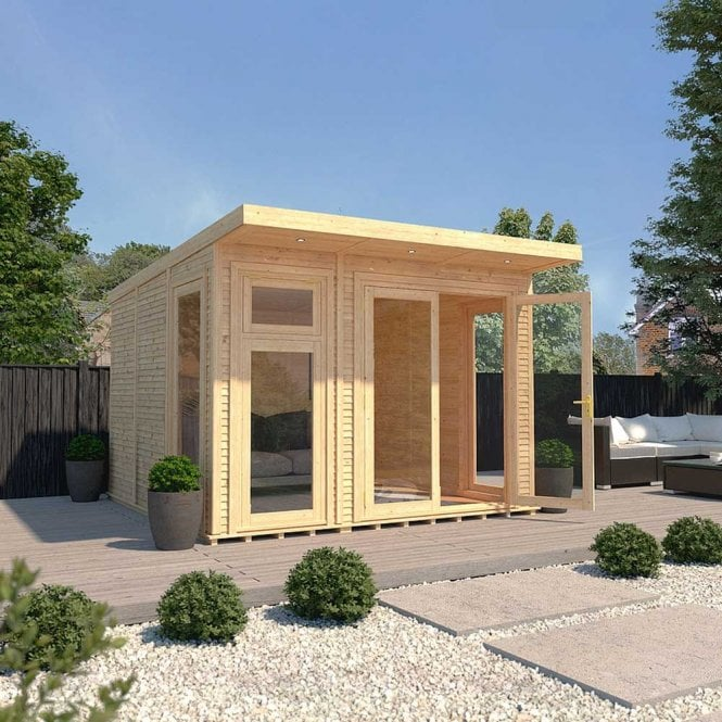 Click to view product details and reviews for Mercia 3m X 3m Insulated Garden Room.