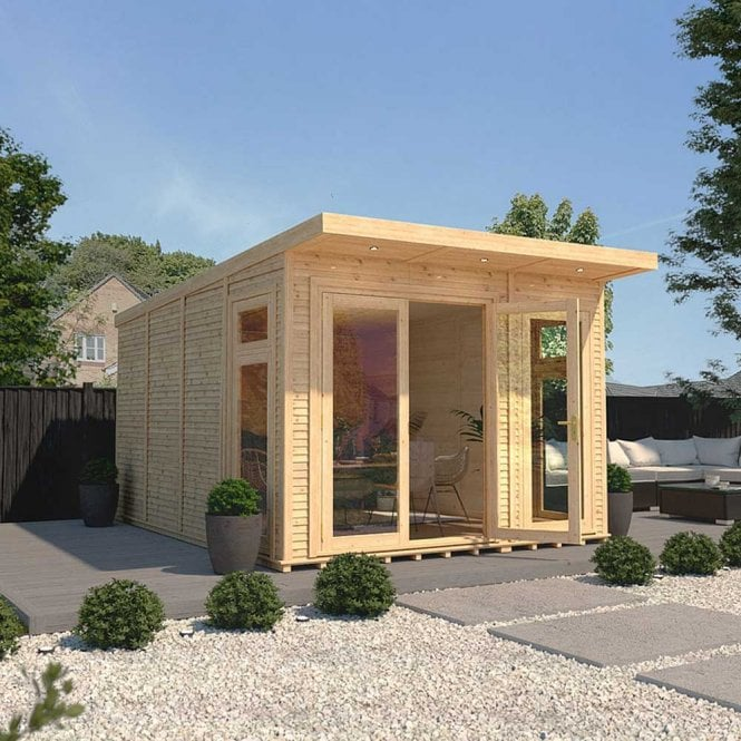 Click to view product details and reviews for Mercia 3m X 4m Insulated Garden Room.