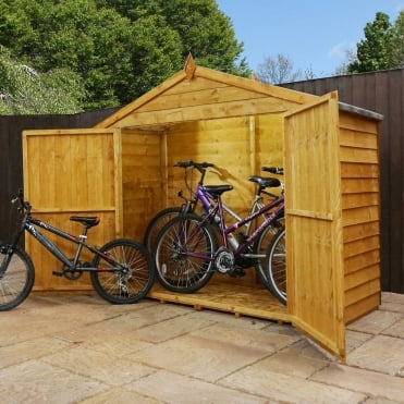 Mercia 3x7 Overlap Apex Bike Store