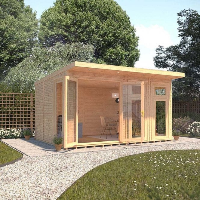 Click to view product details and reviews for Mercia 4m X 3m Insulated Garden Room.