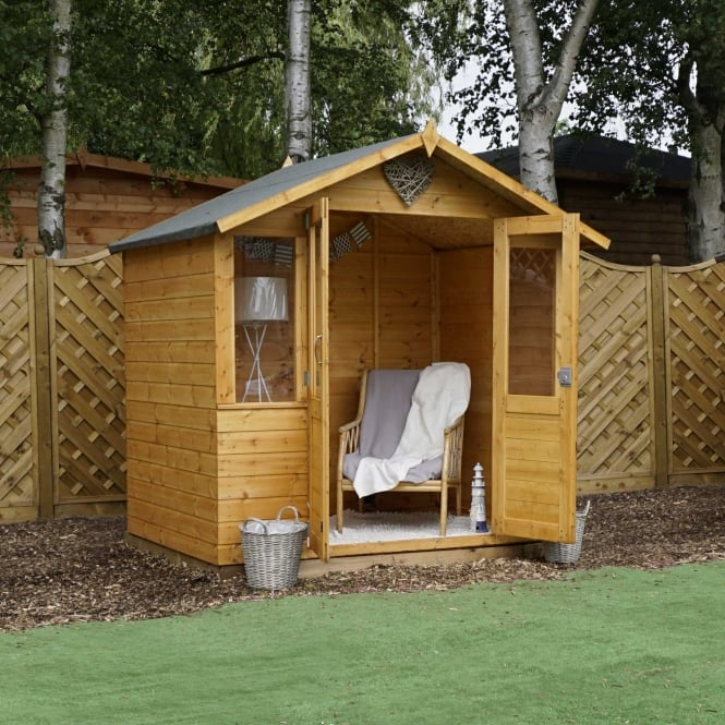 Click to view product details and reviews for Mercia 7 X 5 Traditional Shiplap Summerhouse.