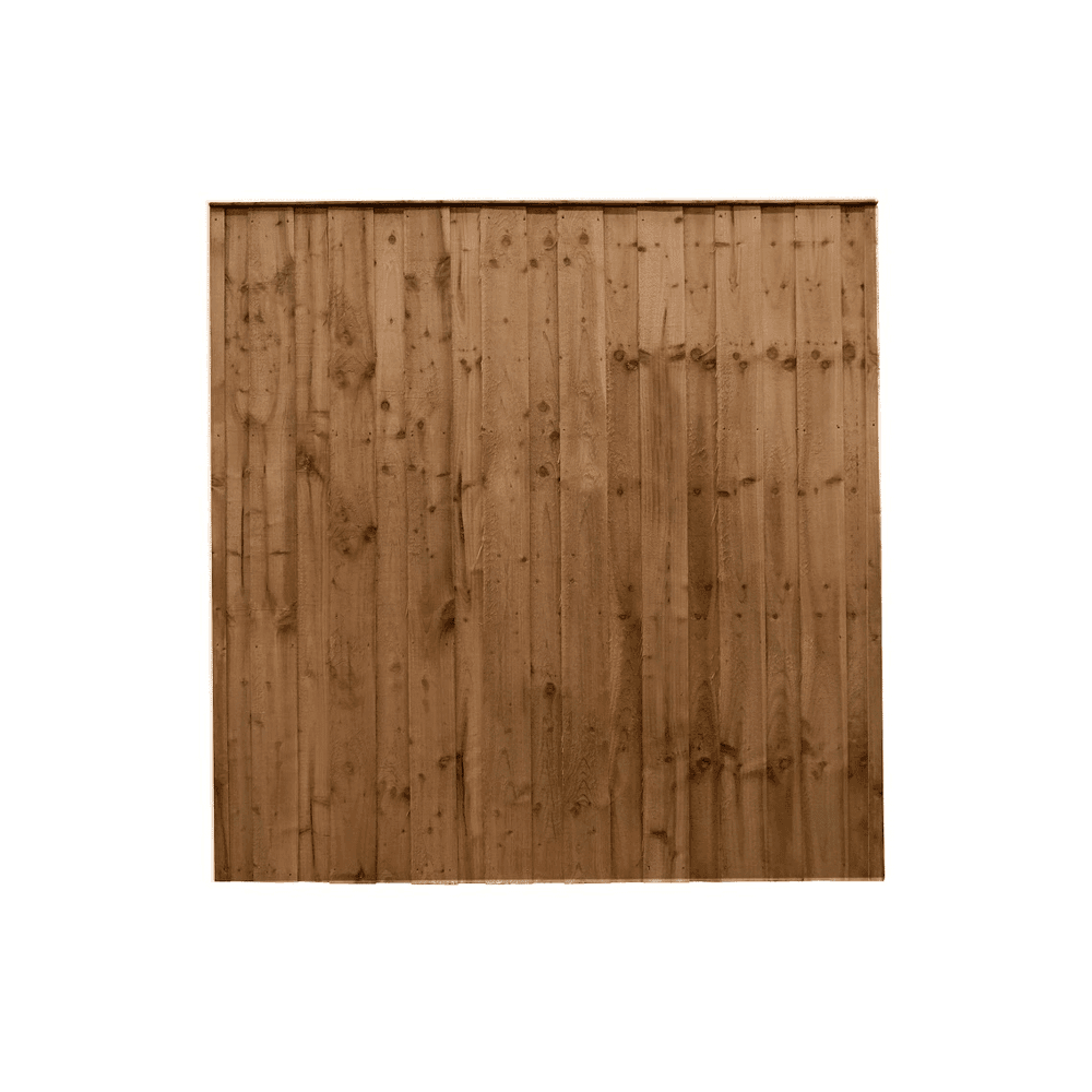 6ft  high x up to 3ft wide Convex Closeboard//Featheredge Framed Garden Gate