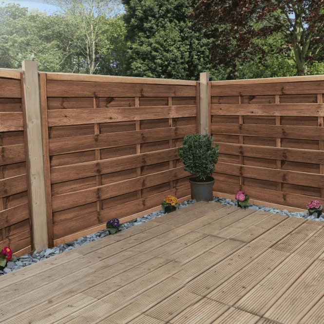 Click to view product details and reviews for Mercia Horizontal Weave Panel Pressure Treated.