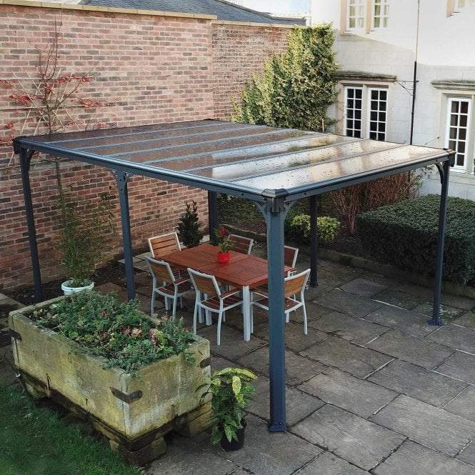 Click to view product details and reviews for Milano Garden Gazebo 4300.