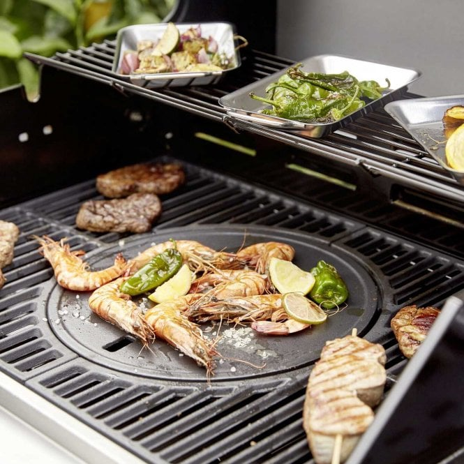 Click to view product details and reviews for Modulus Cast Iron Griddle Plate.