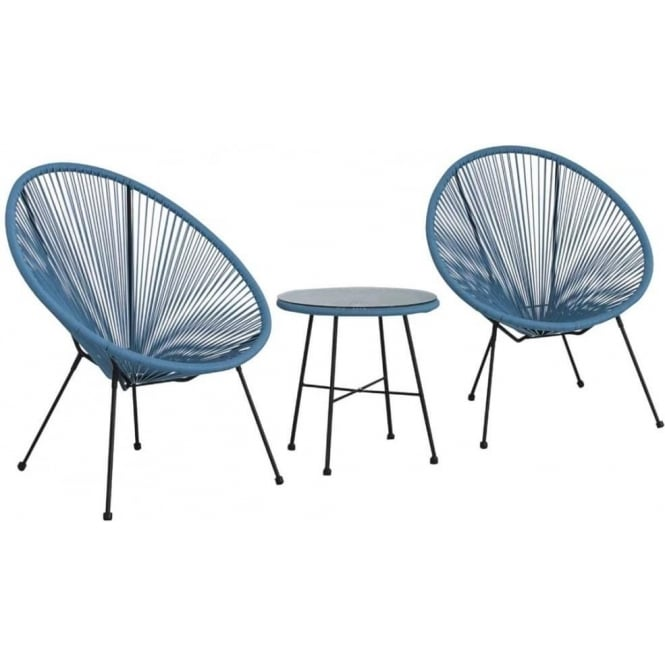 Click to view product details and reviews for Monaco Egg Chair Set.