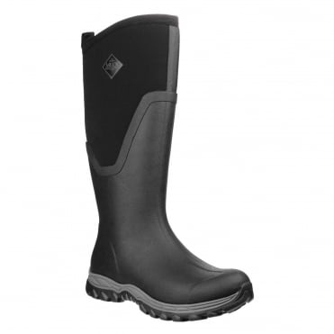 Arctic Sport Tall II Boots in Black