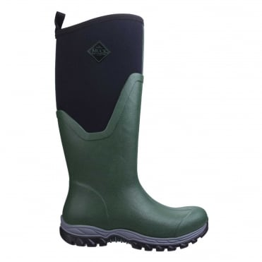 Arctic Sport Tall II Boots in Green
