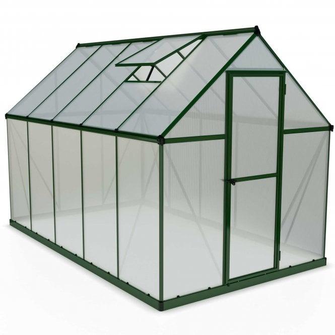 Click to view product details and reviews for Mythos Greenhouse 6ft X 10ft Green.