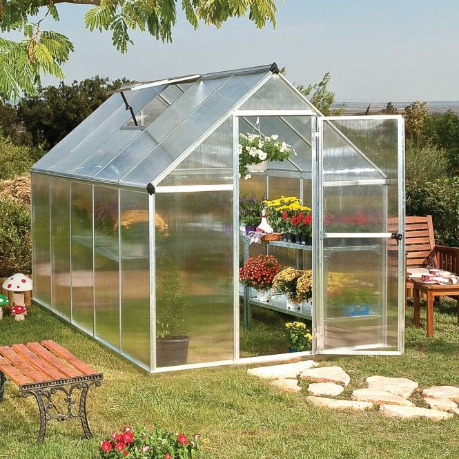 Click to view product details and reviews for Mythos Greenhouse 6ft X 10ft.