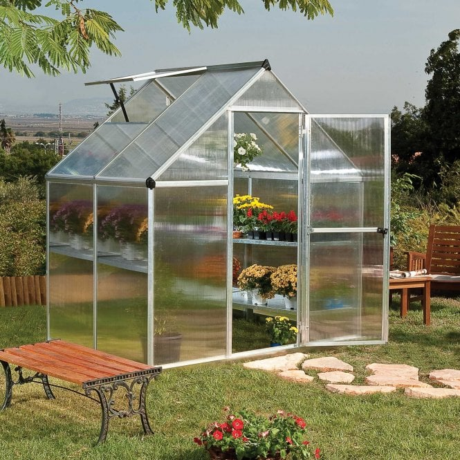Click to view product details and reviews for Mythos Greenhouse 6ft X 4ft.