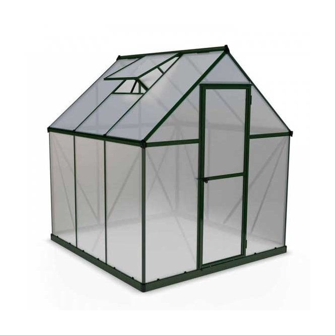 Click to view product details and reviews for Mythos Greenhouse 6ft X 6ft Green.