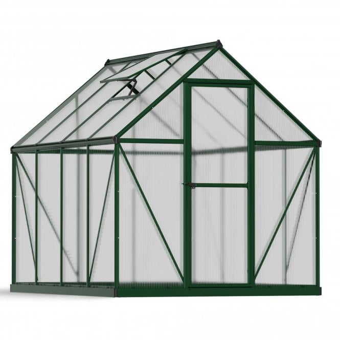 Click to view product details and reviews for Mythos Greenhouse 6ft X 8ft Green.