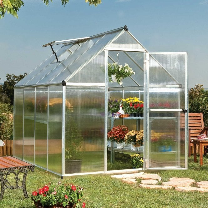Click to view product details and reviews for Mythos Greenhouse 6ft X 8ft.