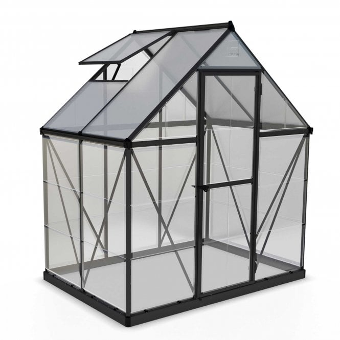 Click to view product details and reviews for Nature Hybrid 6 X 4 Greenhouse Grey.
